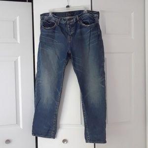 Lucky brand Dylan boyfriend jeans